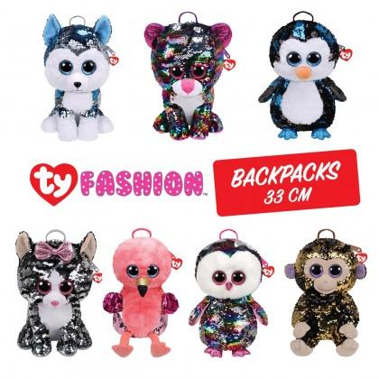Ty Fashion - Slush the Husky Sequins Backpack