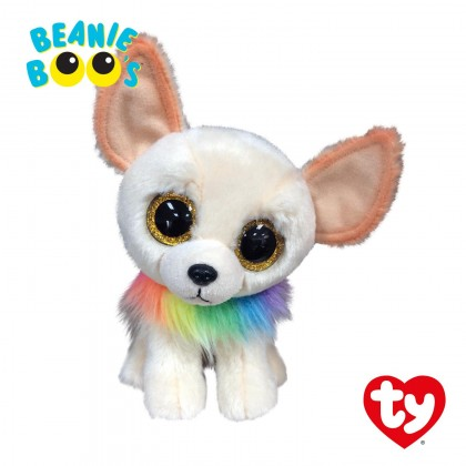 Ty Toys Beanie Boos (Choose From Multiple Sizes) Chewey The Chihuahua Soft Toys