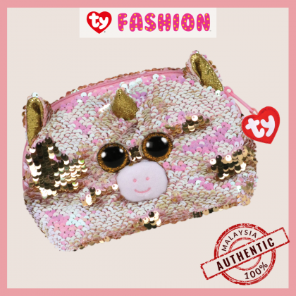 Ty Fashion   Sequins Accessories Bag   Fantasia The Sequin Unicorn   Accessories Bags Gift Idea for Girls Kids