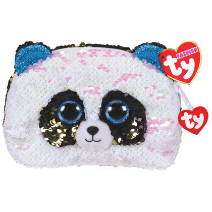 Ty Fashion   Sequins Accessories Bag   Bamboo The Panda   Accessories Bags Gift Idea for Girls Kids